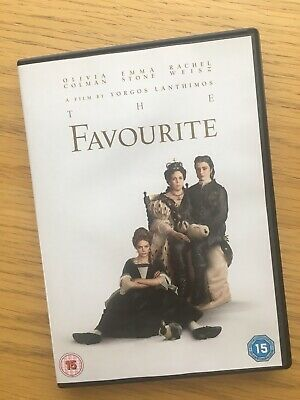 NEW DVD The Favourite