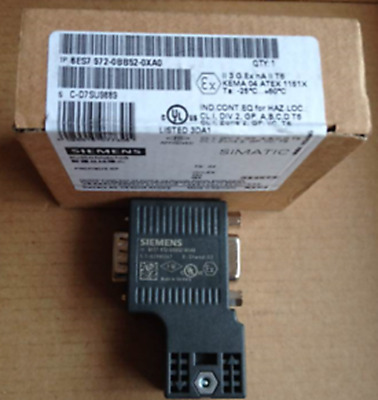 1PC New Siemens Plc 6ES7972-0BA52-0XA0 Bus Connector #RS8