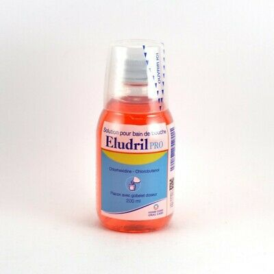 ELUDRIL CLASSIC MOUTHWASH 200ML x 1