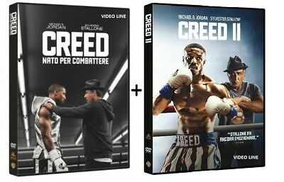 Dvd Creed 1-2 (2 Film DVD) ......NUOVO