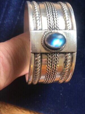 Stunning Solid Silver Heavy Napkin Ring 32.9g !