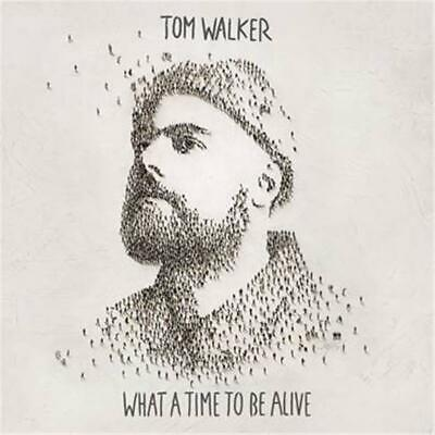 Tom Walker What a Time to Be Alive 1 Extra Track CD NEW