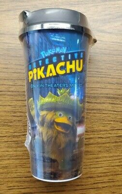 Pokemon Detective Pikachu Movie Tumbler 7-11 Eleven Collectible LUDICOLO 16 Oz