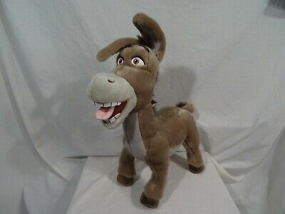 Dream Works Shrek 4 D Donkey Plush  22""