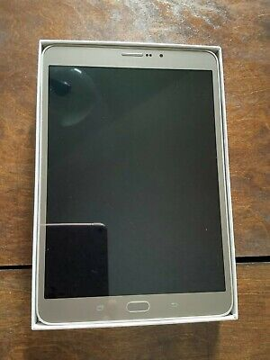 """Samsung Galaxy Tab S2 in gold (8"""" LTE Tablet SM-T719) - Zustand: sehr gut"""