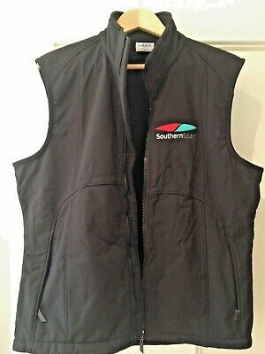Unisex Fleece Bodywarmer Mens & Womens Gilet Fleece Lined
