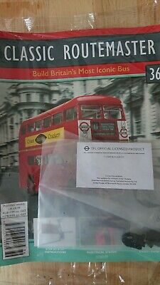 Issue: 36 - Classic Routemaster Build Your Own - Hachette 1:12 Scale.