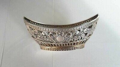 Brave Rare Imperial Russian 19th C Art Deco 84 Sterling Silver Hinged Bracelet Silver
