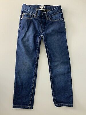 Paul Smith Boys Fitted Jeans, Size Age 4a, Denim Blue, Vgc