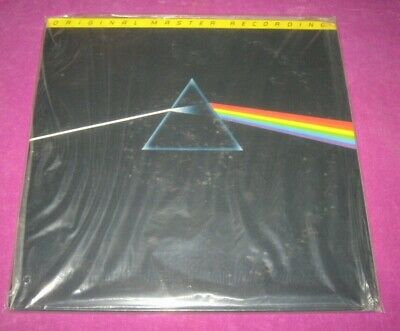 Pink Floyd - Dark Side Of The Moon - Original Master Recording Us 79 Orig Sealed
