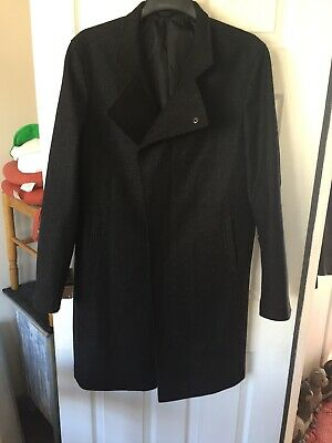 Label Lab Mens Coat SIZE M Wool Jacket New Without Tags
