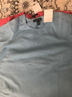 Lands' End womens plus size tops 3x short sleeves Lot Of 4