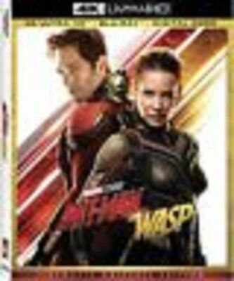 Ant-Man & Wasp(4K Uhd Combo Pack,2018) New/Sealed - No  Slipcover