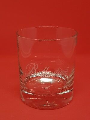 Vaso BALLANTINES scotch whisky whiskey glass vintage Collectable coleccion