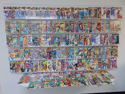 Huge Lot 170 Comics W/DC Comics Presents, Supergirl, Teen Titans+ Avg VF-!!!