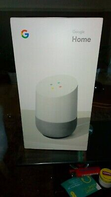 Google Home-Voice Activated Speaker and Personal Assistant