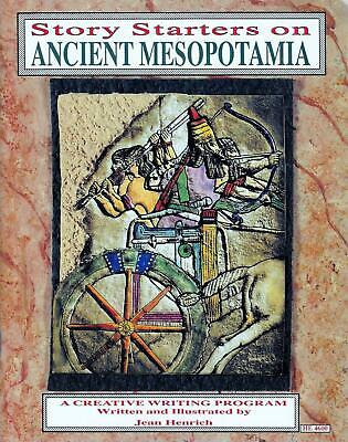 Story Starters on Ancient Mesopotamia (Brand New - Paperback)