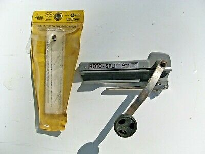 Seatek Roto Split BX Cable Cutter RS-101A - Preowned - Ships FREE In USA
