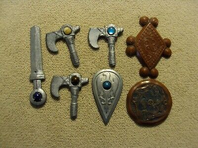 Tinnie Lot  Wwii  German Whw  Winter Relief Tinnies Badge  Free Shipping