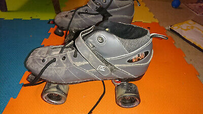 Sure-Grip GT-50 Derby Skates Mens size 12
