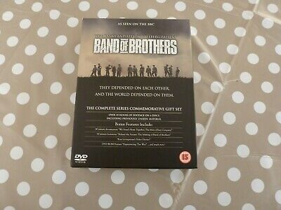 Original Band of Brothers DVD Box Set complete series bonus features gift set