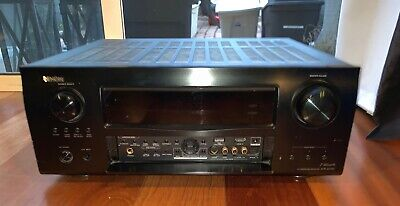 Denon AVR-4310CI 7.1 Channel Receiver Amazing Denon Sound Audyssey Enabled