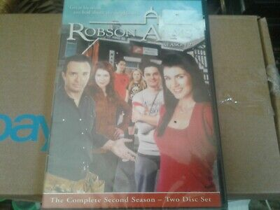Robson Arms - The Complete Second Season 2 (DVD 2-Disc Set) - NEW sealed