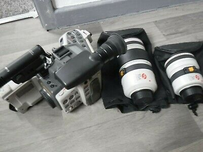 Canon Vintage EX2Hi 8mm Video Camcorder - with case