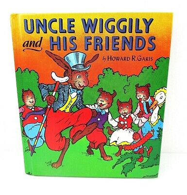 Uncle Wiggily and His Friends 1988 Hardback Very Good 19A