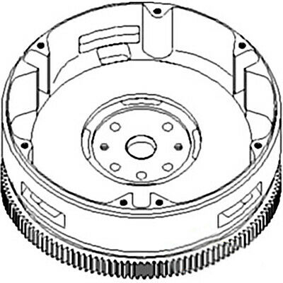 AR92506 New Flywheel w/ Ring Center For John Deere Tractor 1030 1040 1130 1140 +