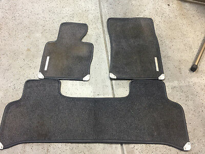2007 Range Rover Hse Supercharged Vogue L322 Premium Carpet Floor Mats