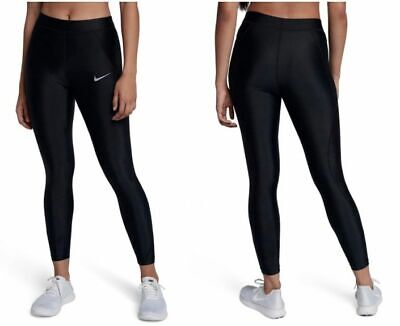 huge discount ba582 e66c8 Nike Speed Tight Fit Women s 7 8 Length Running Pants- Size S-