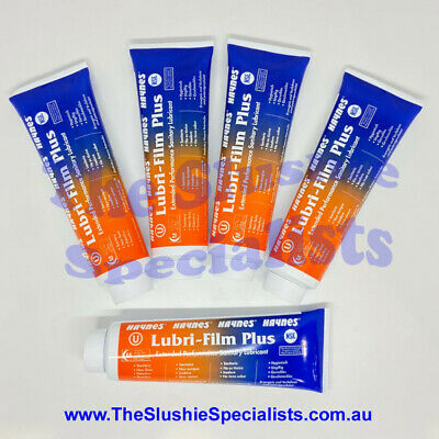 5 Lge Haynes Lubri-Film Plus Food Grade Grease Lubricant - Daily Dispatch Aust