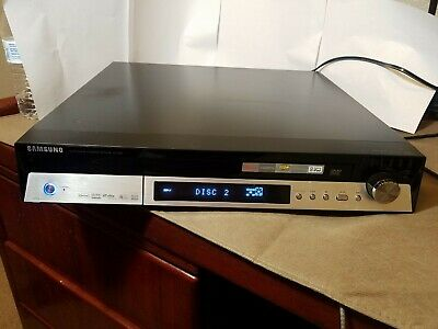 Samsung HT-X50 5.1 Channel Home Theater System 5-Disc DVD HDMI Tested
