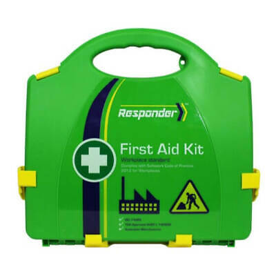 First Aid Kit Responder Worksafe Compliant 145 PCS