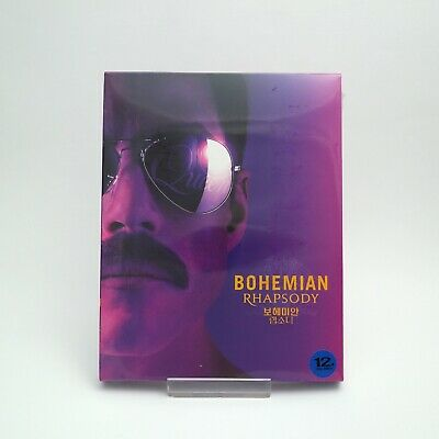 (Presale) Bohemian Rhapsody - Blu-ray Slip Case Edition (2019)