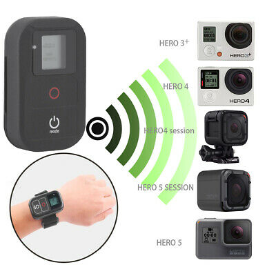 WiFi Remote Control + Key for GoPro HERO 6/5/SESSION/4/3 Camera+ USB Cable SG