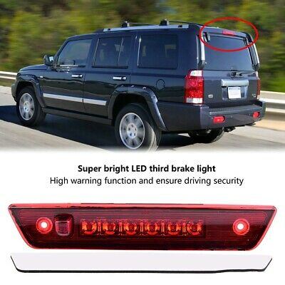 55157397AD Rear Third 3rd Brake LED Light Lamp for Jeep Grand Cherokee 2005-2010
