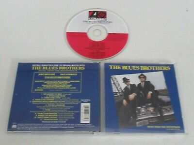 The Blues Brothers/Colonna Sonora/ Brothers (Atlantic 7567-82787-2) CD Album
