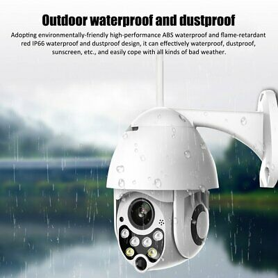 Auto Tracking Outdoor PTZ IP Camera 1080P Speed Dome Surveillance Came YL