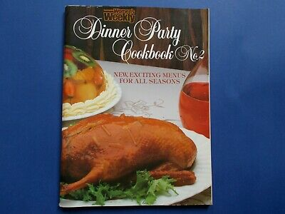 ## The Australian Women's Weekly - Dinner Party No. 2 Cookbook - Cooking