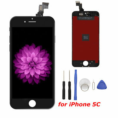 For Apple iPhone 5C LCD Display Touch Screen Digitizer Replacement Assembly US