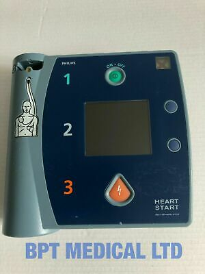 Philips HeartStart FR2+ AED Laerdal DEFIB Pass Check. No pads or battery