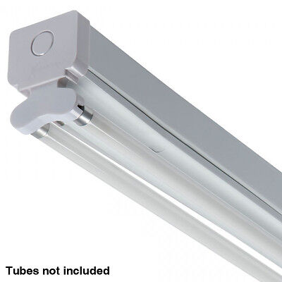 4FT 36w T8 Double Fluorescent Batten Haute Fréquence (Fixation Tubes non Inclus)