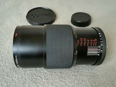 Carl Zeiss Makro Planar T* 60mm f2.8 for Contax / Yashica – Excellent!