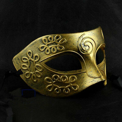 Halloween Party Mask Gold  Face Eye Mask