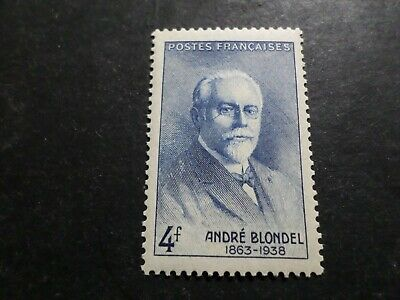 FRANCE 1942, timbre 551, ANDRE' BLONDEL, neuf**, MNH