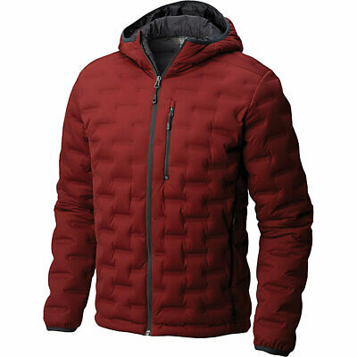Mountain Hardwear Stretch Down DS Hooded Mens Smith Rock
