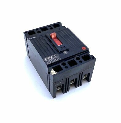 General Electric THED136050 3 Pole 50 Amp 600 Vac Circuit Breaker (T4)