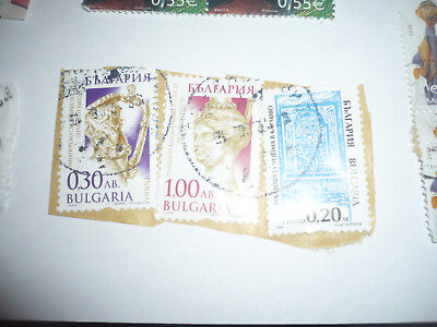 POST STAMP TIMBRE POSTE used BULGARIA